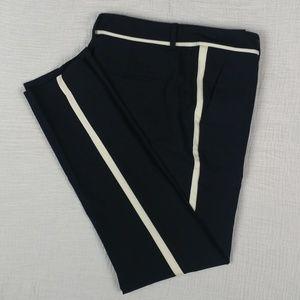 NWOT Navy tuxedo pant